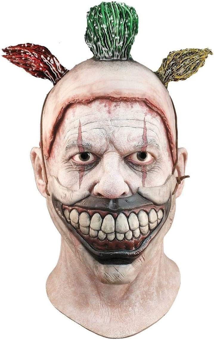 By Trick Or Treat New American Horror Story Twisty The Clown Mask