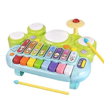 DUWEN Teclado para niños Juguetes infantiles de piano para principiantes Juguetes educativos: Amazon.es: Instrumentos musicales