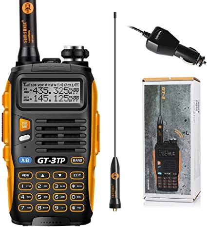 Amazon.com: Baofeng Pofung GT-3TP Mark-III Two-Way Radio ...