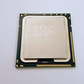 Intel Xeon X5675 6 Core Processor SLBYL