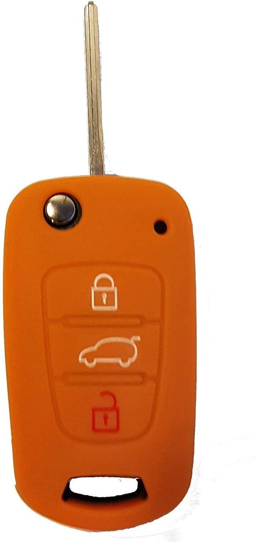 Ck Hyundai Auto Schlüssel Hülle Key Cover Case Etui Elektronik