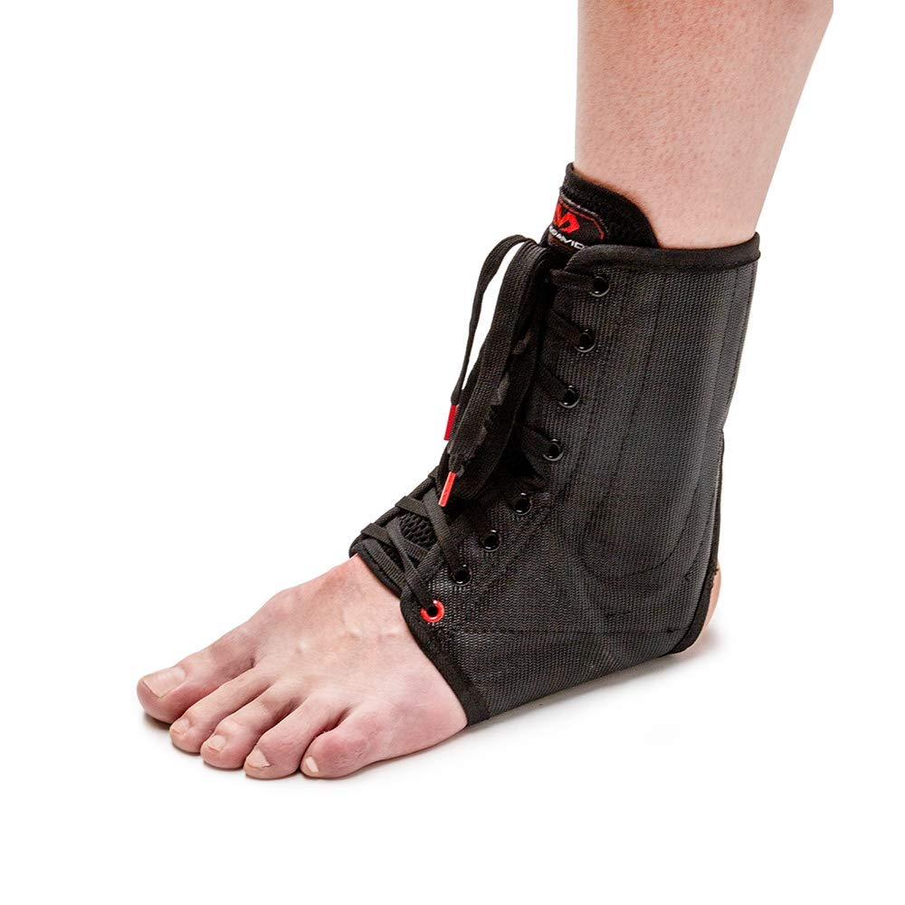 McDavid Lightweight Ankle Brace (Black, X-Small) by McDavid (Image #10)