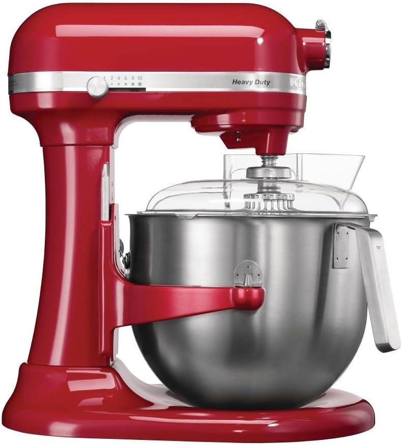Robot de cocina de uso intensivo rojo Kitchenaid: Amazon.es: Hogar