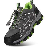 حذاء أولادي من UOVO حذاء رياضي للجري مقاوم للماء والمشي لمسافات طويلة للأطفال رياضي خارجي مقاوم للانزلاق (للأولاد الصغار…