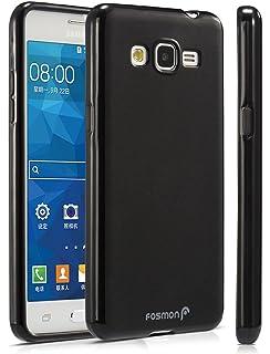 Samsung Galaxy Grand Prime Case Fosmon DURA Frost Smooth Durable Flexible Slim