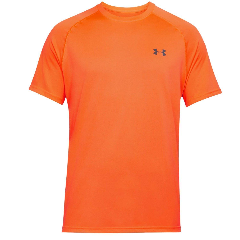 【お気に入り】 [アンダーアーマー] トレーニング Gray/Tシャツ テックTシャツ 1228539 メンズ Gray B072HX7HSJ Magma Orange/Rhino Orange/Rhino Gray XX-Large XX-Large Magma Orange/Rhino Gray, アンドロメダ:3977b128 --- svecha37.ru