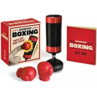 Desktop Boxing: Knock Out Your Stress! (Miniature Editions);Miniature Editions
