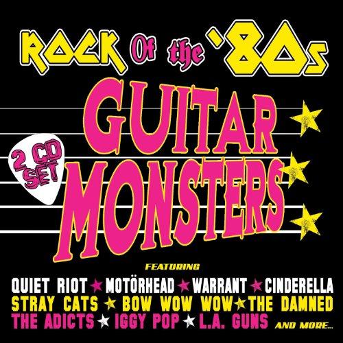 Guitar Heroes: Rock Of The 80s