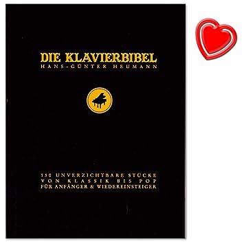 La Bible de Piano dHomme de Hans Günter foin – Trésor de 130 des