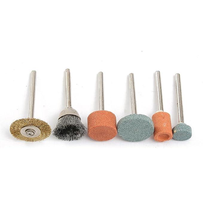 105tlg Zubeh/örset fur Dremel Proxxon Multifunktionswerkzeug Schleifen Polieren mit 30tlg.Diamanten-Schleifset