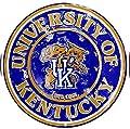 Set Of 4 Coasters University Of Kentucky