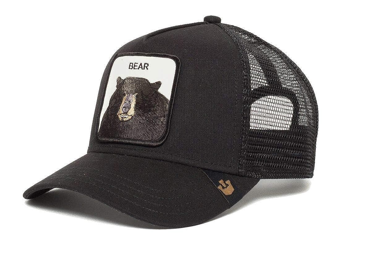 TRUCKER BASEBALL BLACK BEAR Goorin Bros