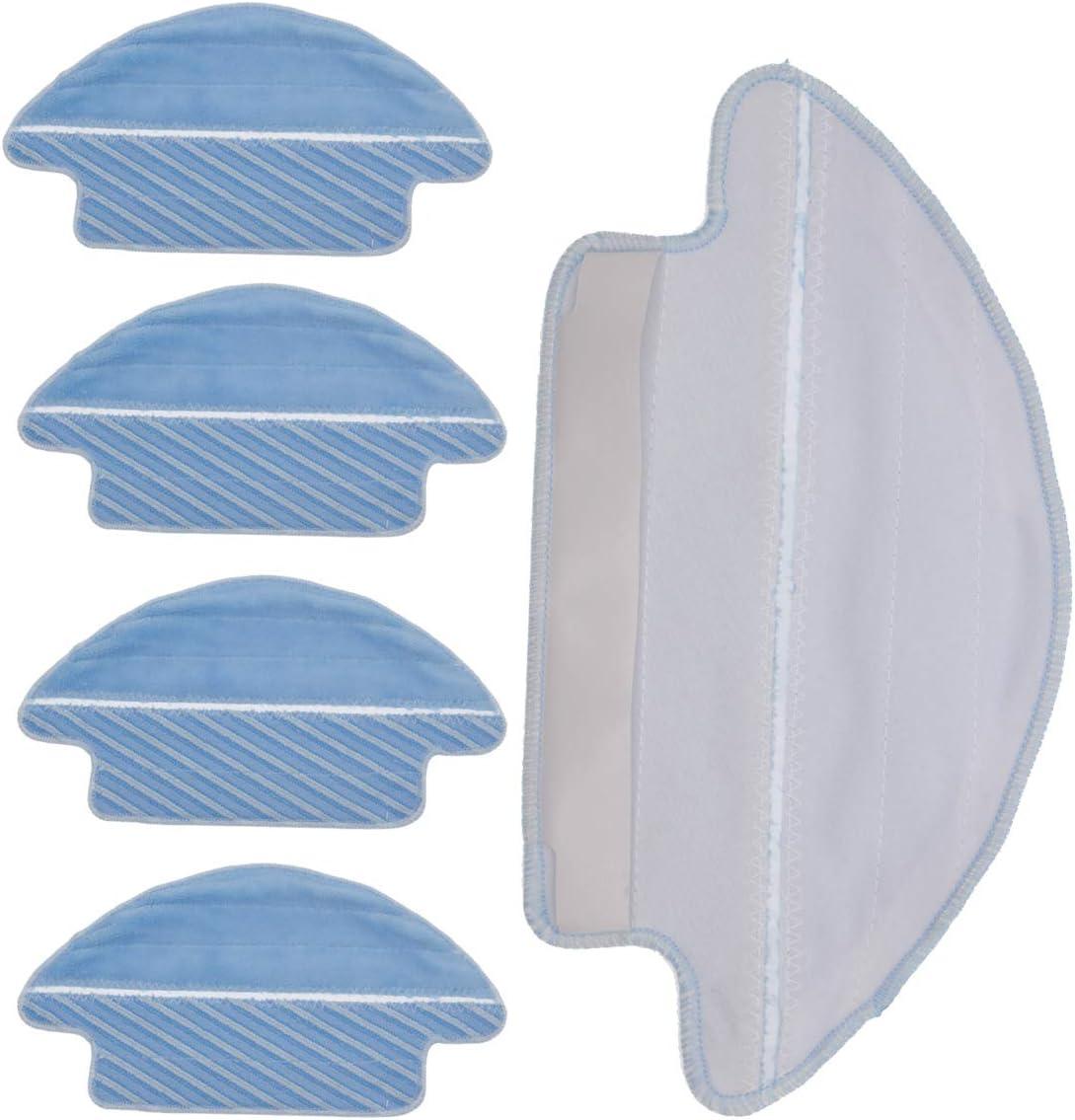 REYEE Paquete de 5 Trapo de Limpieza Accesorios de Repuesto para ...