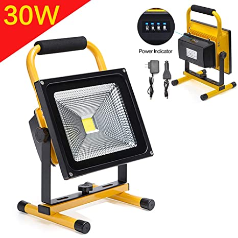 Smart Solar Portable Rechargeable Emergency Searchlight Led Camping Light Outdoor Work Spot Lamp High Quality Access Control Access Control Kits