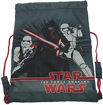 Star Wars Episode 7 The Force Awakens Elite Squad Basic Backpack School Bag New