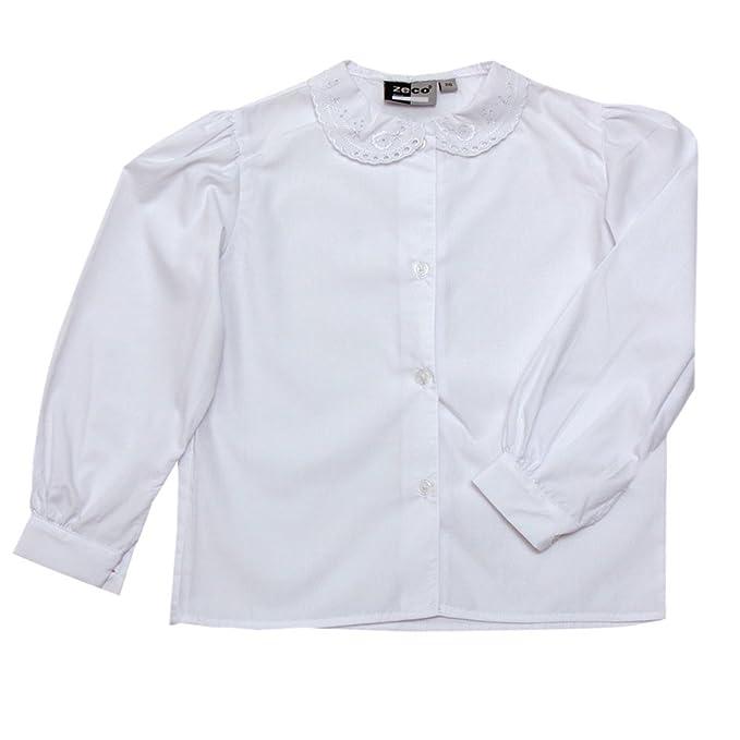 Zeco sold by Essential Wear - Blusa - para niña Blanco blanco
