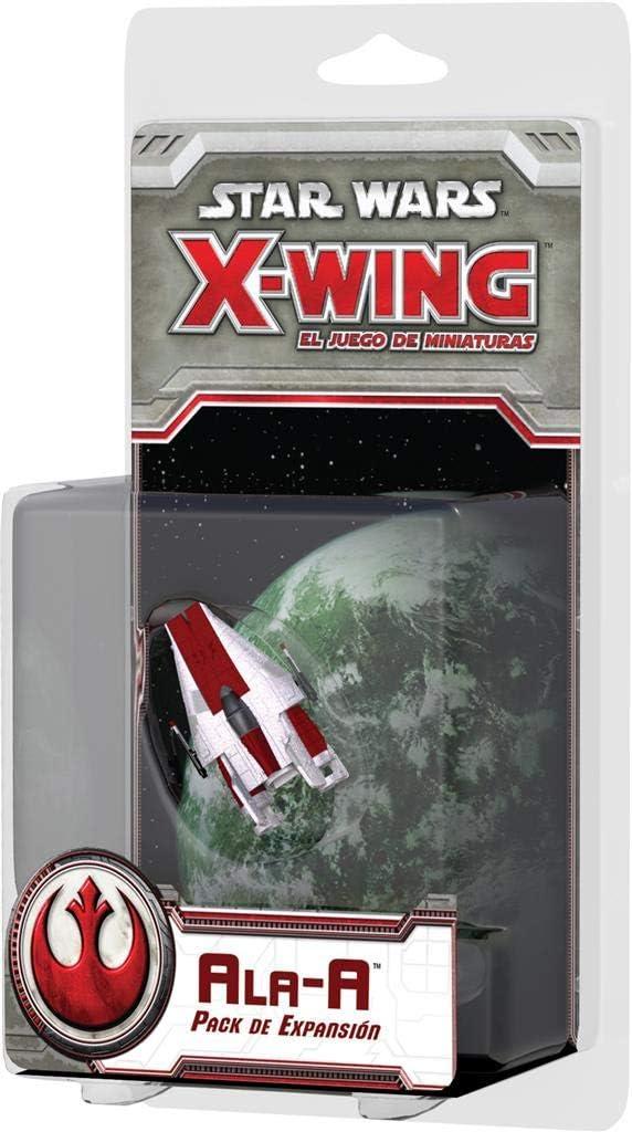 Fantasy Flight Games Star Wars. X-Wing. ala A: Amazon.es: Juguetes y juegos