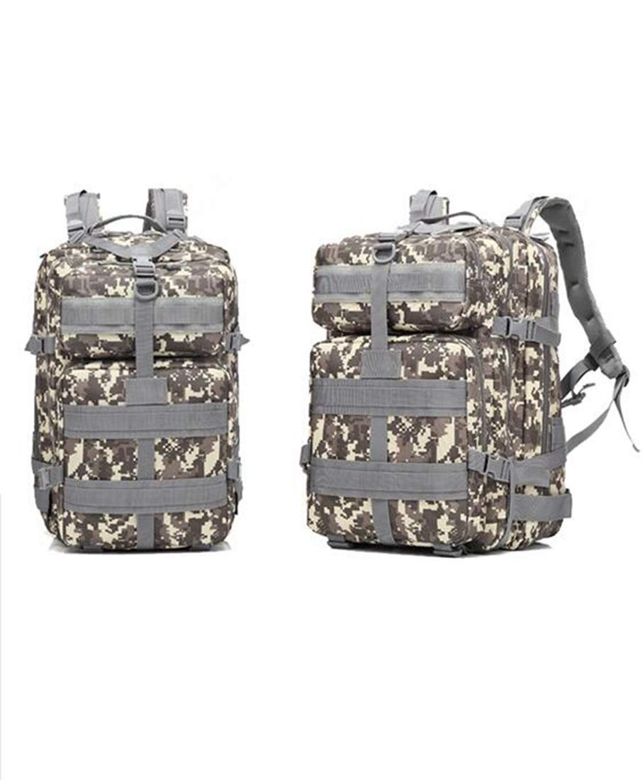 b15385ace1e1 Amazon.com: Tactical Backpack 3P Attack Backpack Camouflage Backpack ...