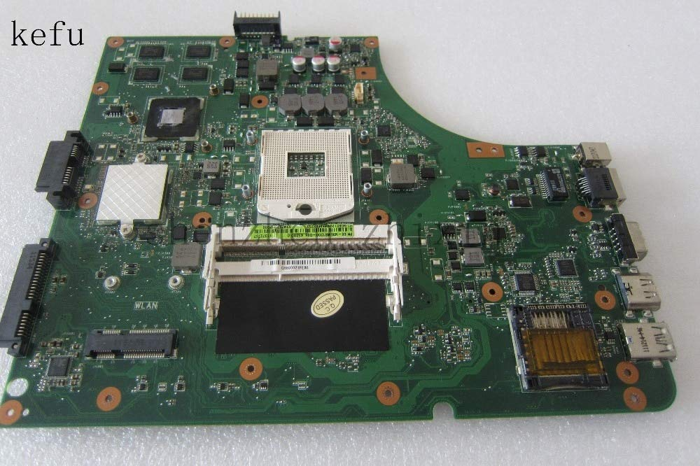 YOUKITTY The Laptop Motherboard for ASUS K53SD Mainboard REV 5.1 PGA989 with Graphic GT610M 2GB Full Test