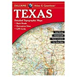 Texas Atlas & Gazetteer (Delorme Atlas & Gazetteer)