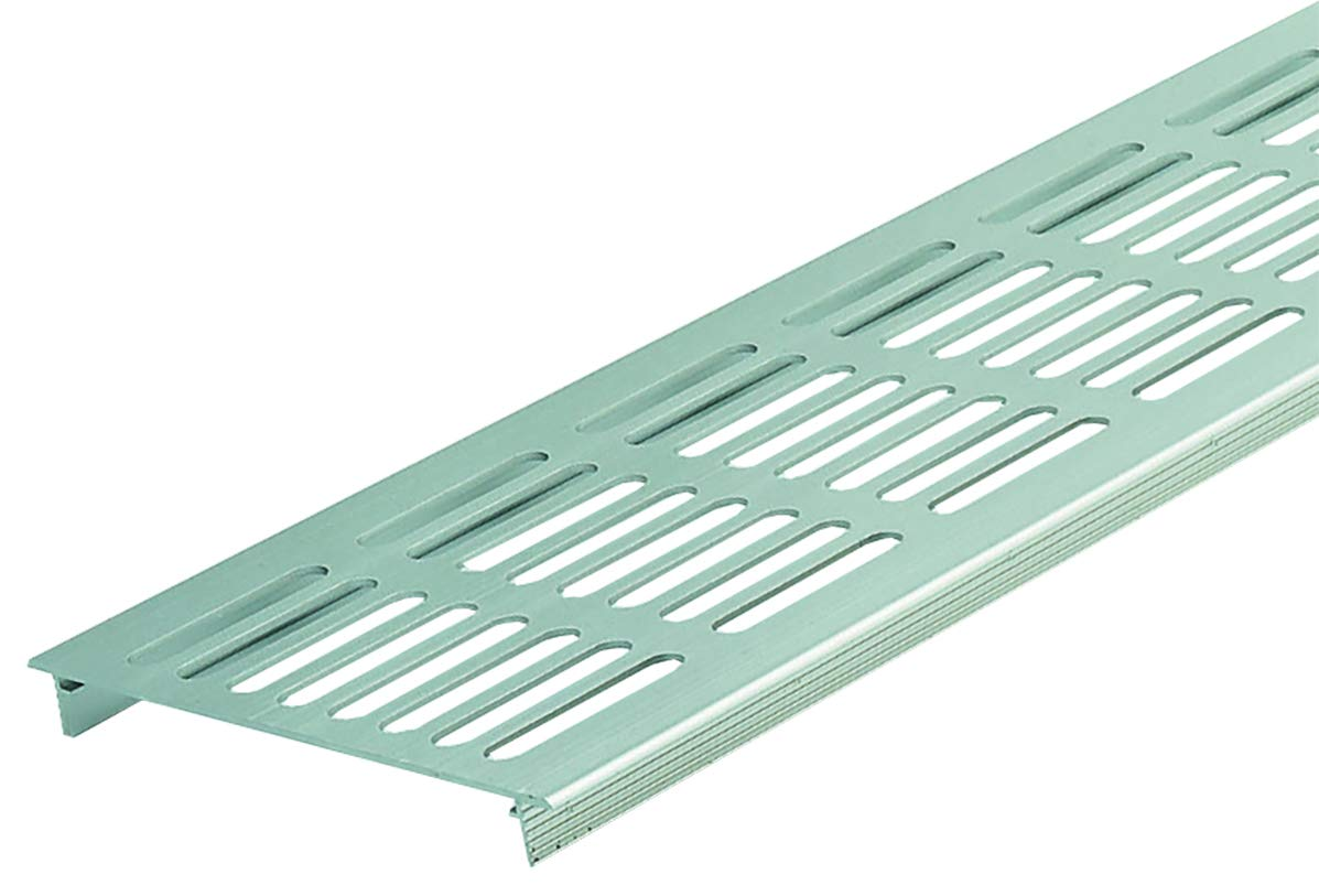 Bulk Hardware BH00534 Fully Adjustable Open /& Close Air Vent Grille 240 x 90 mm