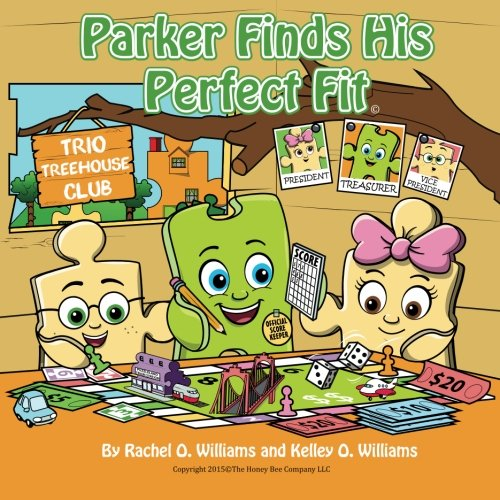 Parker Finds His Perfect Fit (The Adventures of Paige & Paxton) ebook