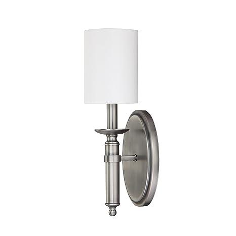 Amazon.com: CAPITAL Lighting 6301 – 489 Covington 1 luz ...