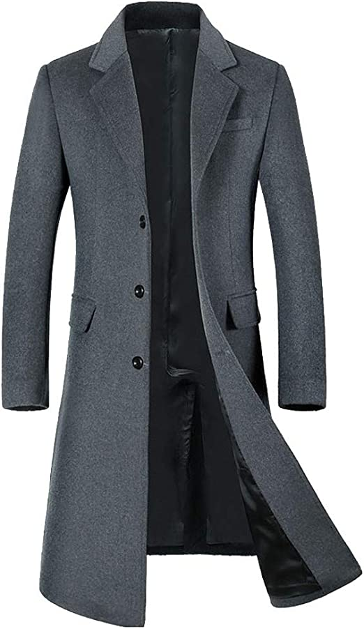 ジャケット メンズ コート 秋冬 ボタン ロング チェスター コート おおきいサイズ ビジネス カジュアル チェック 冬服 おしゃれ 防寒 防風 大きいサイズ スタイリッシュ シンプル トレンチコート上着 アウトウエア トップス 通勤 メンズ 服 セール