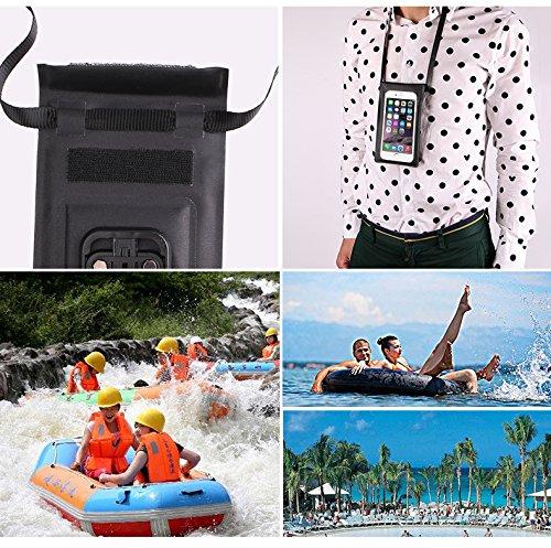 XPhonew /étanche ultra mince Coque de t/él/éphone// t/él/éphone /écran tactile Sac /étanche support v/élo pour t/él/éphone portable pour iPhone XS MAX XR 8 7 Plus Smar Sac de guidon de v/élo