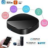 OWSOO Telecomando WiFi-IR IR Telecomando IR Controllo Hub Wi-Fi (2.4 GHz) Telecomando Universale a Infrarossi per il Condizionatore d'aria TV Smart APP Compatibile con Alexa Google Home IFTTT