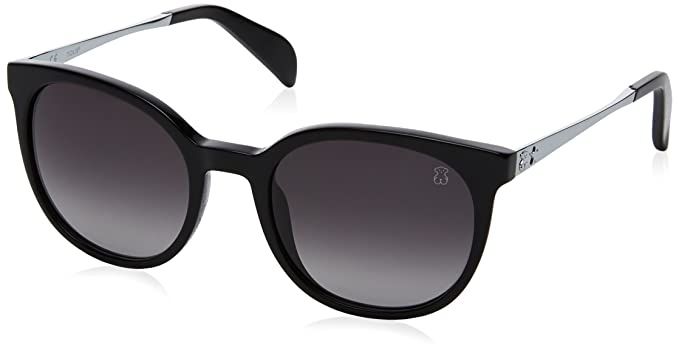 Tous TO STO917 0700, Gafas de Sol para Mujer, Plata, 54