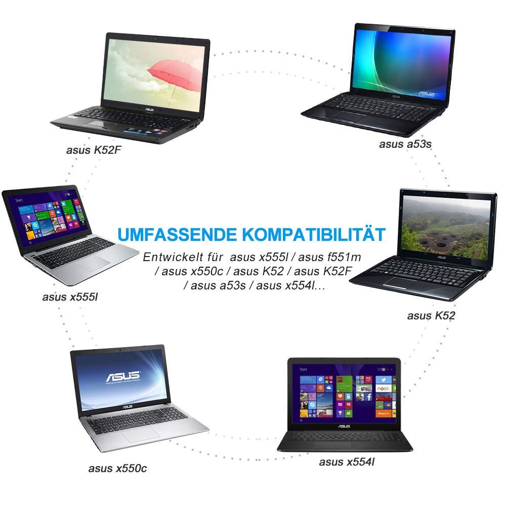 Newding - Cargador para ASUS N17908, V85, X555l, X550C, N56 ...