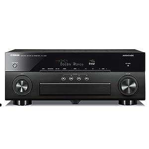 Yamaha RX-A880 Premium Audio & Video Component Receiver - Black