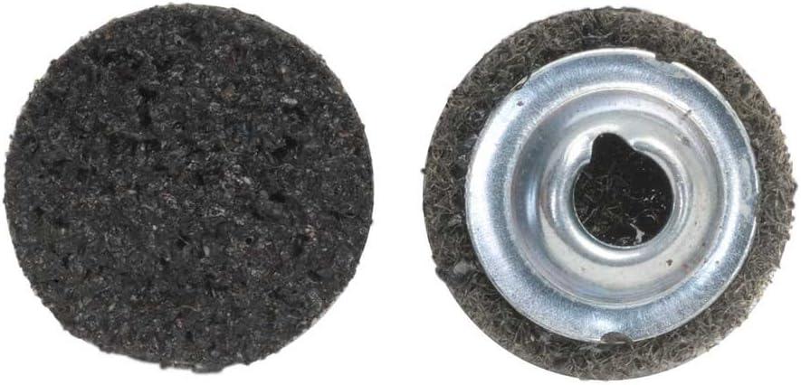 Extra Coarse Norton 66623335325 2 in Bear-Tex Non-Woven Discs 50 pa