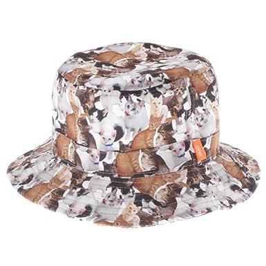 バンズ  Vans x ASPCA Cat Bucket Hat  並行輸入品  623fb0cc3af