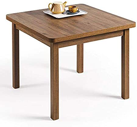 Tablero de partículas melaminizado y patas de madera de haya macizas,Medidas cerrada: ancho: 90cm x