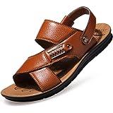 CUSTOME Pour des hommes Glisser sur les sandales Chaussures Romaines Gladiator