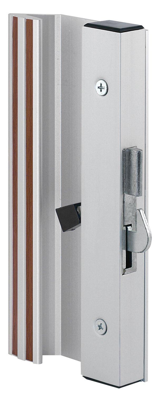 Prime-Line Products C 1004 Juego de tirador de puerta, perfil bajo/bajo Base, Alumimum: Amazon.es: Bricolaje y herramientas