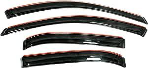 Deflector Front Auto Ventshade 12030 Door Window Deflector-Ventshade R