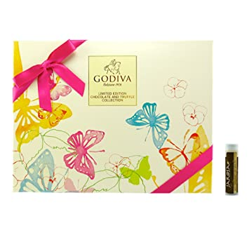 Amazon Com Jarosa Gift Set Of Godiva Spring Mother S Day Gift Box