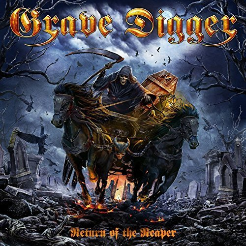 (Return of the Reaper by Grave Digger)