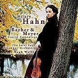 Music : Barber & Meyer: Violin Concertos