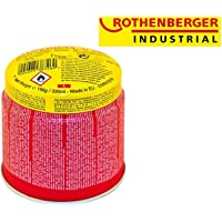 ROTHENBERGER Industrial GmbH 1500000924 C200 Supergas Cartridge, Multi-Colour, one size