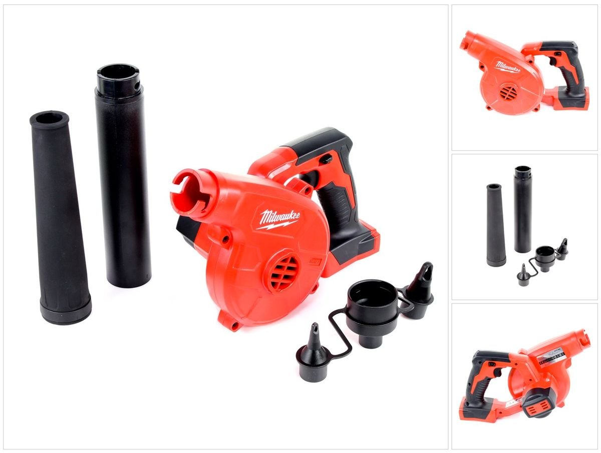 Milwaukee M18BBL-0 M18 Blower (Naked-no Batteries or Charger)