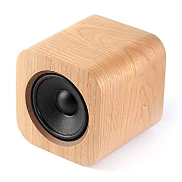Hamend Sugr Cube Speaker Bluetooth 40 Wireless Speakerelegant Design And Accurate Sound Compatible With Smartphones Tablets Laptops All Bluetooth