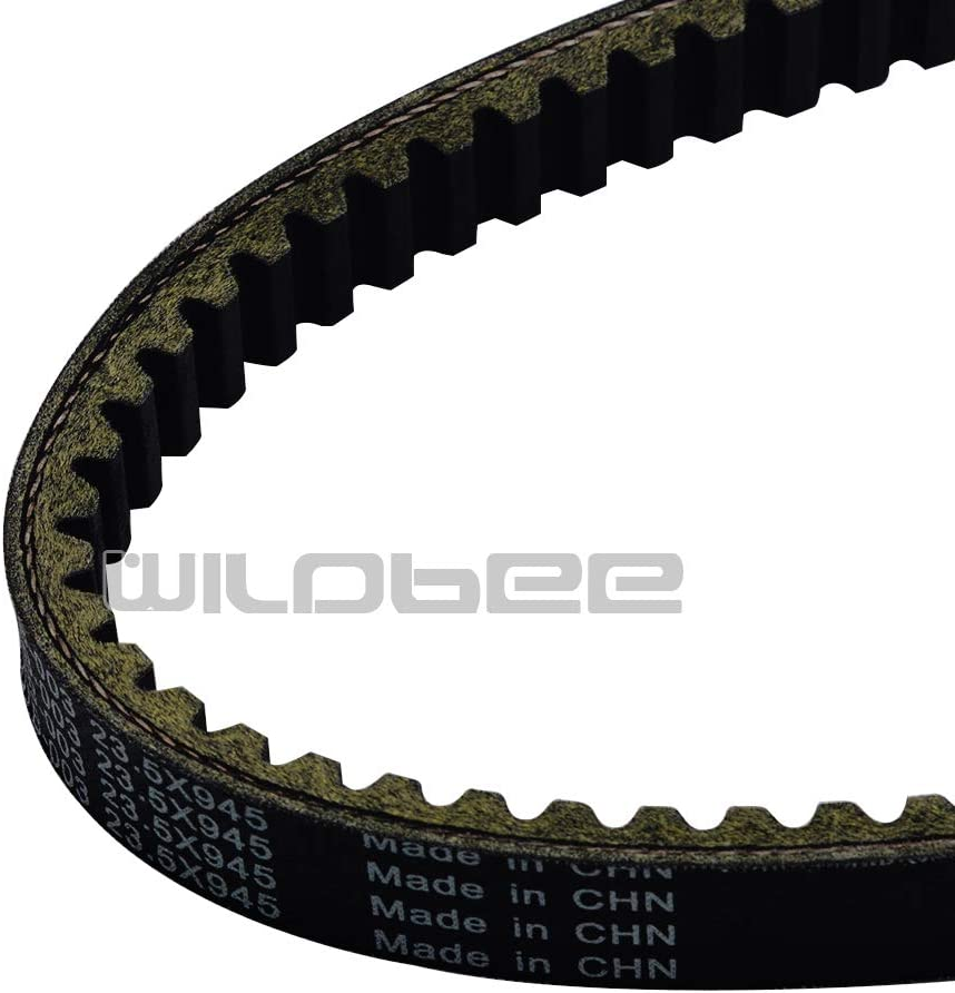 WildBee Transmission Drive Belt Compatible with Honda Forza 250 NSS250 Jazz 2001-2004 Peugeot SV250 2001-2002 Forza 250 NSS250 Reflex 2001-2007