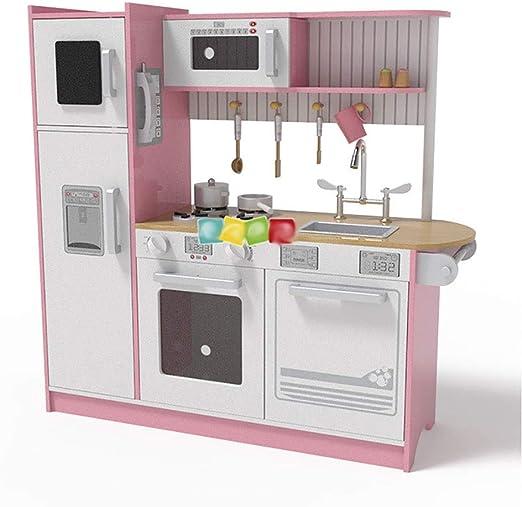 Juguetes de cocina El papel de cocina Cocina con Microondas Nevera ...