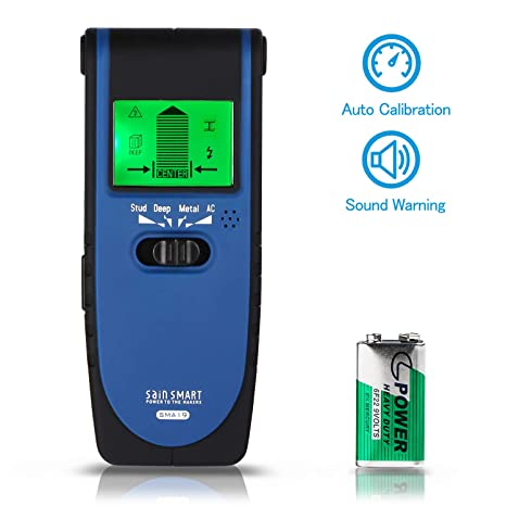 Stud Finder Wall Scanner 4-in 1 Electric Multi-function Wall Detector for Studs
