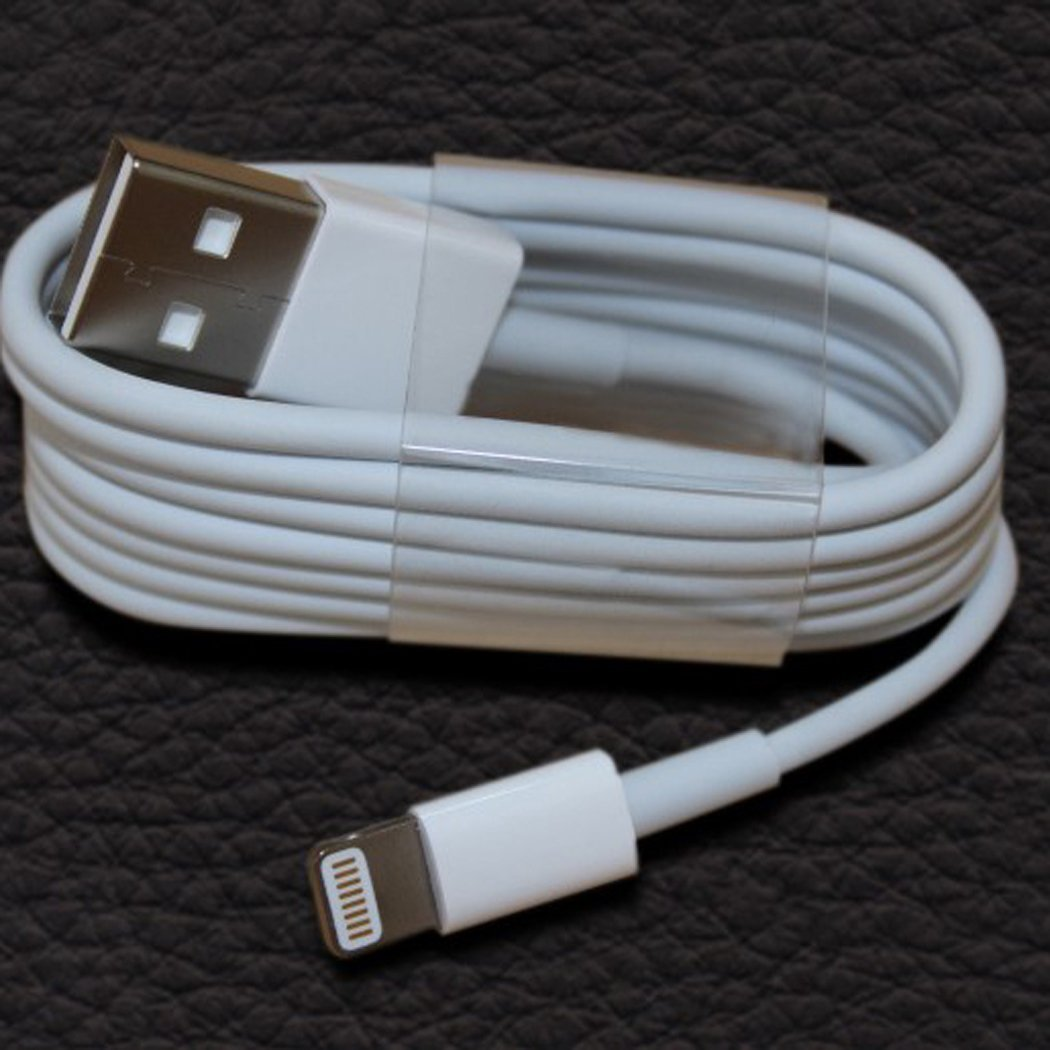 8 Pin USB Charger charging Data & Sync Cable Lead Wire: Amazon.co.uk ...
