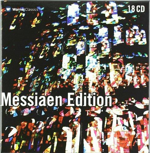 Messiaen: Messiaen Edition(18CD) by RHIP2